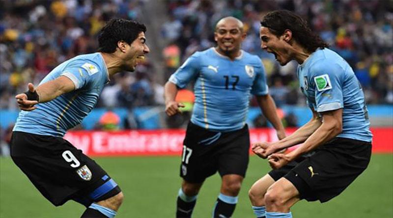 Uruguay quiere los 3 puntos