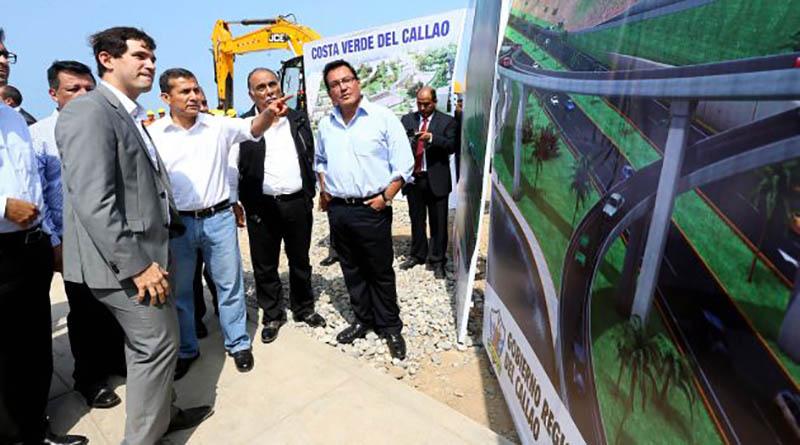 Callao: Revelan que  Vía Costa está sobrevalorada en S/. 166 millones