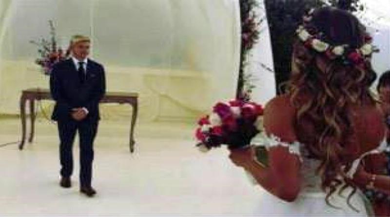 Mario Hart: Mira en exclusiva imágenes  de su boda con Korina Rivadeneira (fotos)