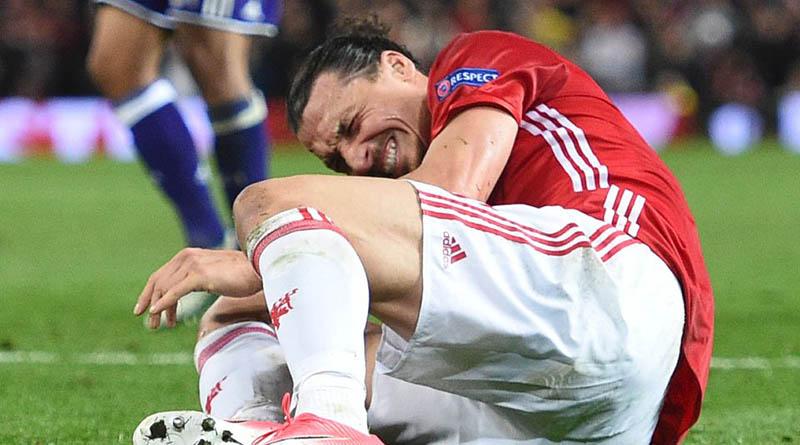 Manchester United: Confirman grave lesión de Zlatan