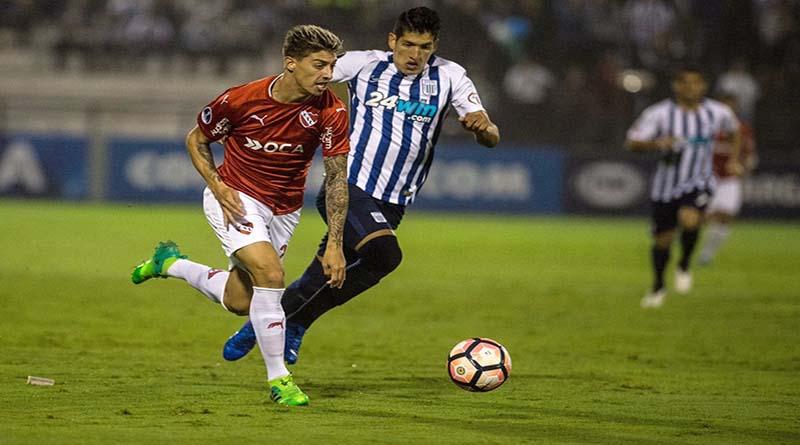 Alianza Lima: Pierde ante Independiente y dice chau a la Sudamericana