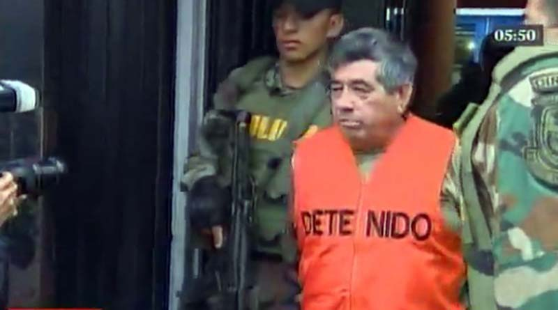 Callao: Caen peruanos y colombianos con  300 kilos de droga