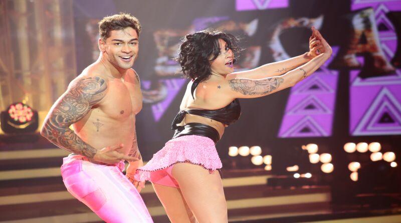 Thiago Cunha: Sexy garoto regresa a 'El gran show'