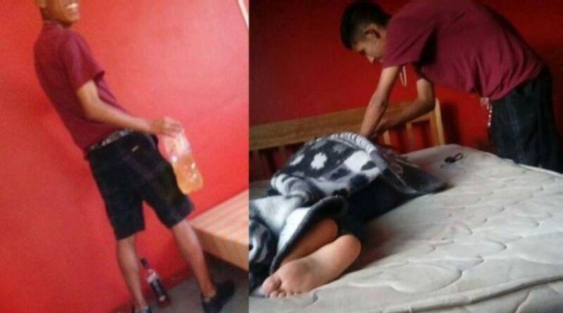 Malditos violan a quinceañera y cuelgan video en Facebook