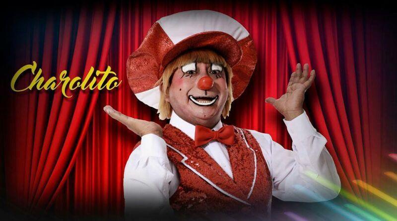 'Charolito' debuta con  Circo Festival de los Payasos