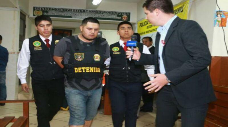 CALLAO: 'Gordo' y 'Cacharrón caen con armas y drogas