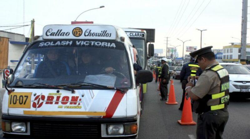 CALLAO: Municipio otorga descuento hasta 90 % por papeletas
