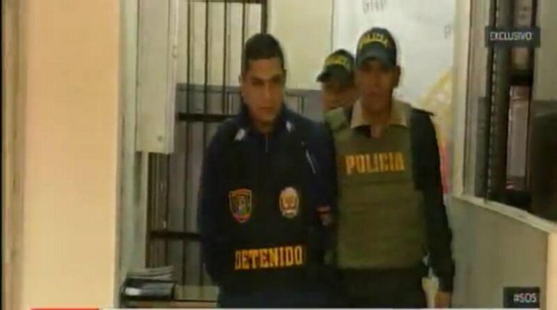 Cae 'Paloma', terror de camioneros en el Callao