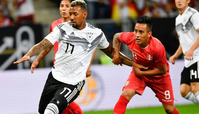 ¡Otra derrota más! Alemania nos ganó 2 – 1 en Sinsheim