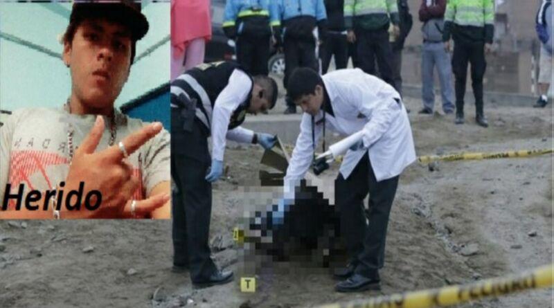 Menor fue asesinado en descampado de Ventanilla