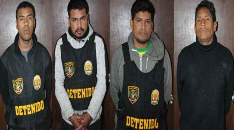Ventanilla: Capturan a banda  'Los avezados' tras asaltar a menor de edad