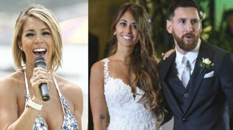 Sheyla Rojas contrata a la misma diseñadora de Messi para su matrimonio