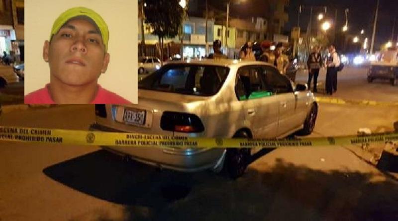 Callao: Policía abate a presunto delincuente durante operativo en Dulanto