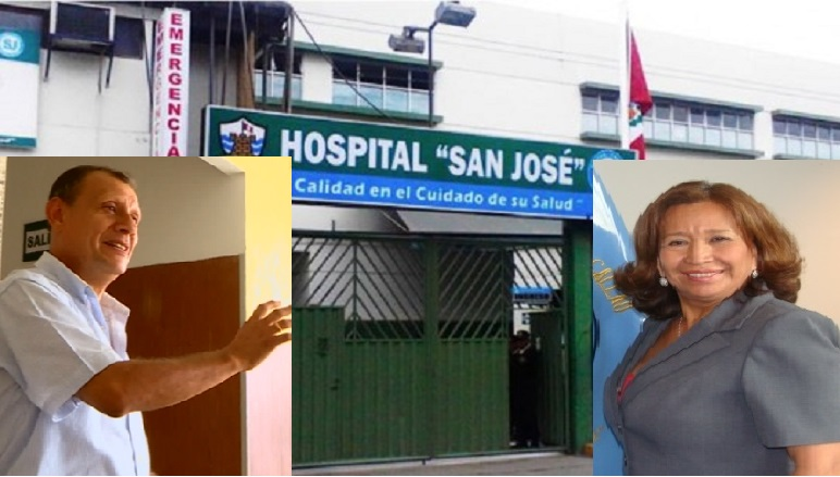 Detectan ginecólogo fantasma en  Hospital San José del Callao