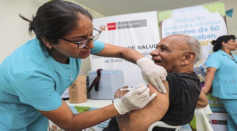 Vacunas  contra la neumonía reduce índices de mortalidad