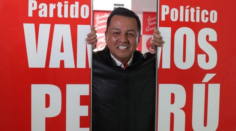 Denuncian a Juan Sotomayor como líder de una organización criminal