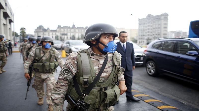 Fuerzas Armadas supervisarán protocolos en centros comerciales