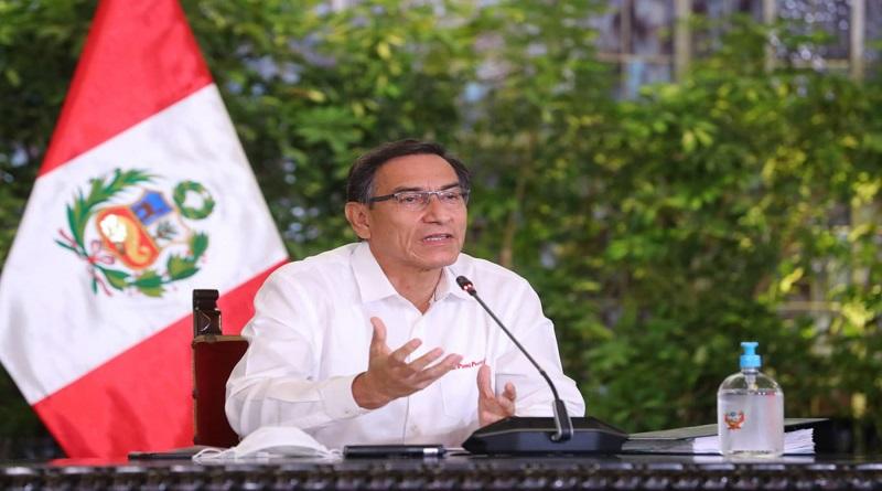 Martín Vizcarra da ultimatum a clínicas
