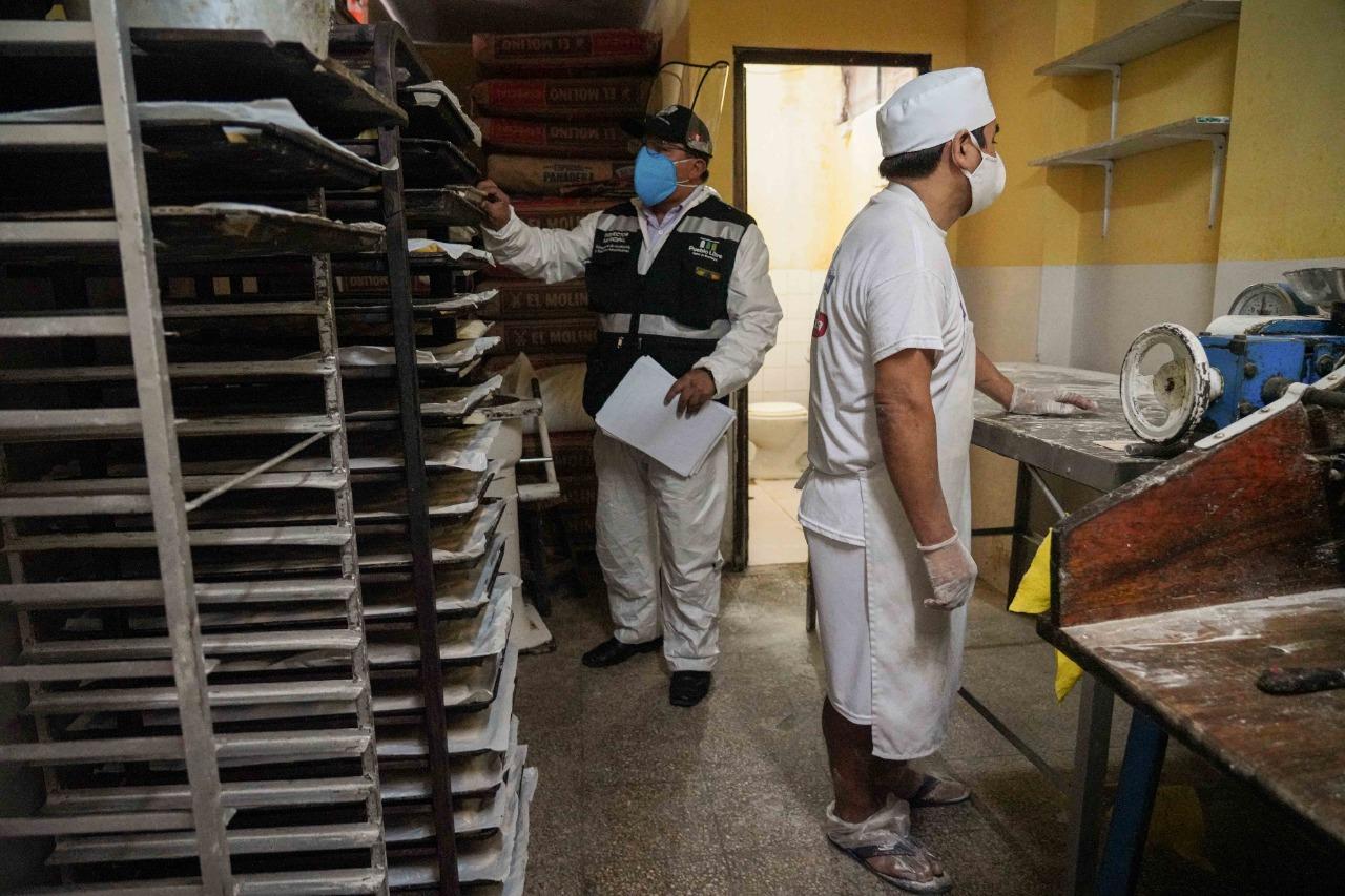 Encuentran moscas y cucarachas en panaderías de Pueblo Libre