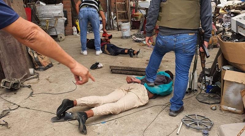 San Martín de Porres: A balazos policía frustra asalto a empresario