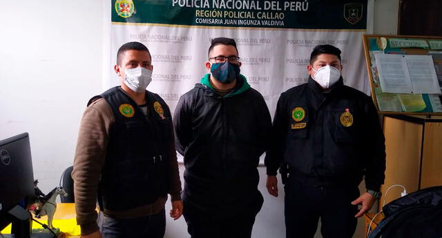 Falso médico que laboraba en policlínico en el Callao fue capturado