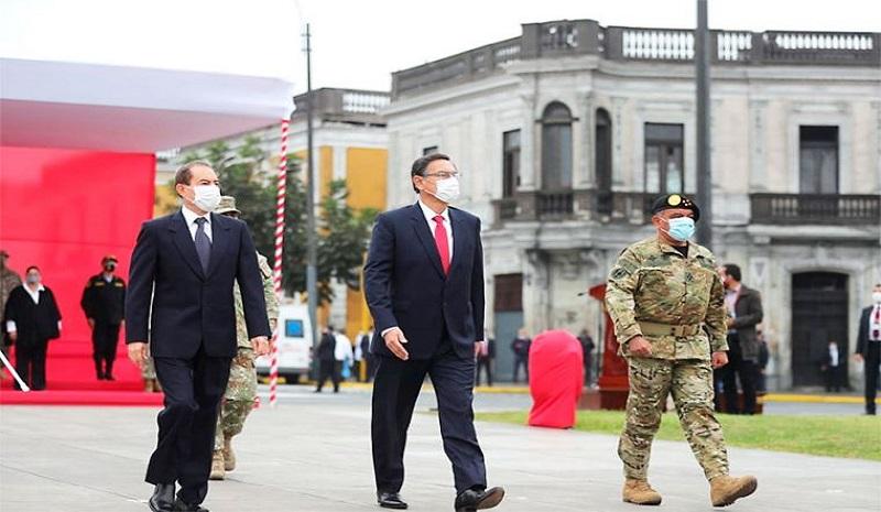 Vizcarra propone incluir problemática de pensionistas de la ONP en Pacto Perú