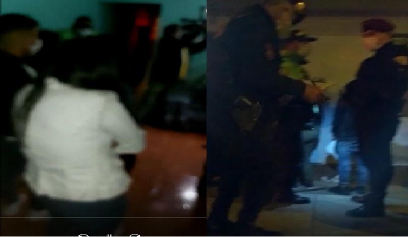 Villa el Salvador: Intervienen a varios adolescentes en fiesta covid