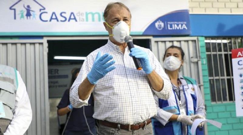 Alcalde Jorge Muñoz: «los sábados serán domingos chicos»