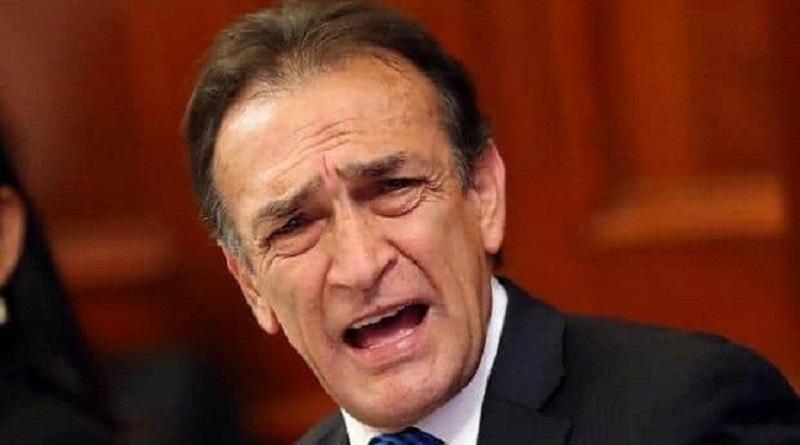 Declaran procedente denuncia constitucional contra ex congresista Héctor Becerril
