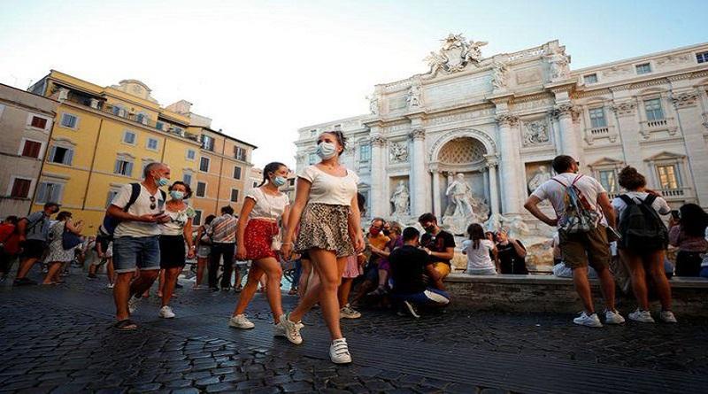 Italia: más de mil contagios por Covid-19 en las últimas 24 horas [VIDEO]