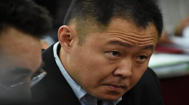 Dictan 18 meses de impedimento de salida del país contra Kenji Fujimori