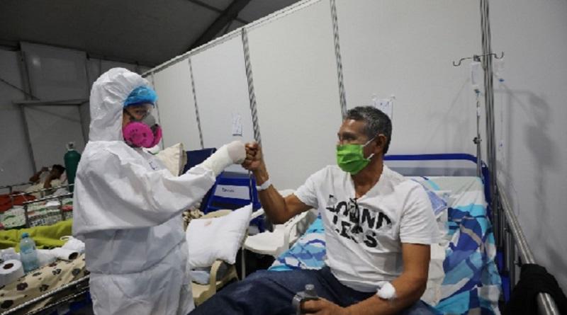 Covid-19: casos de infección disminuyen en 50% en la región Loreto