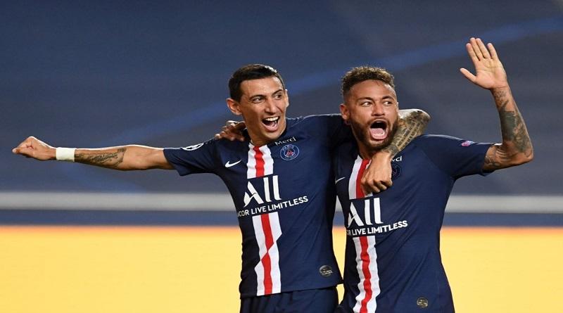 Neymar y Di María dieron positivo al covid-19 tras disfrutar de unos días de vacaciones