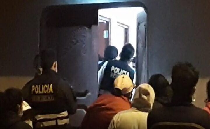 Conmoción en Barranca por cuádruple crimen en vivienda