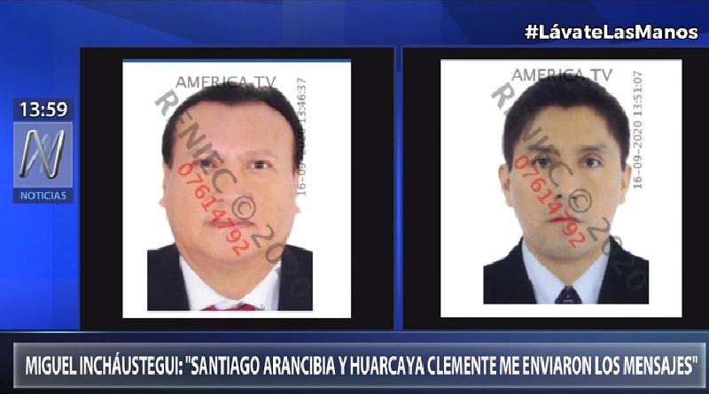 Estas personas ofrecieron a ministro Incháustegui integrar gabinete de transición