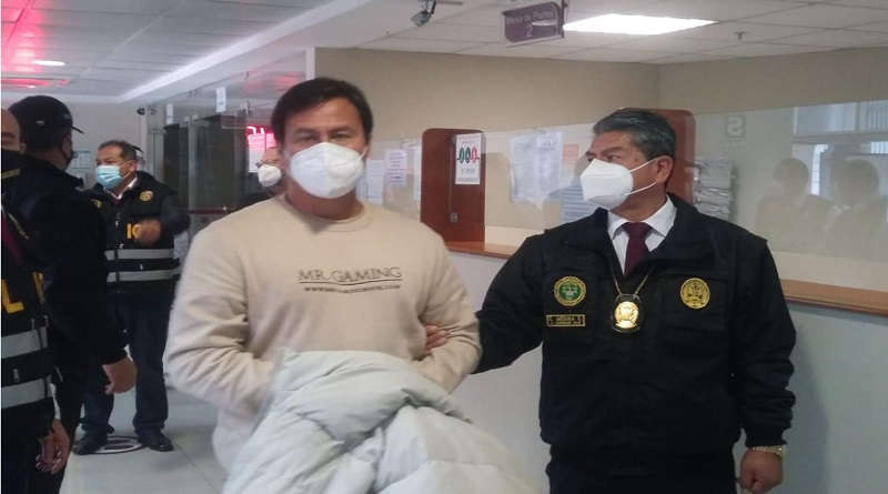 Edgar Paz Rabines cumplirá condena en penal de Ancón II por caso Utopía