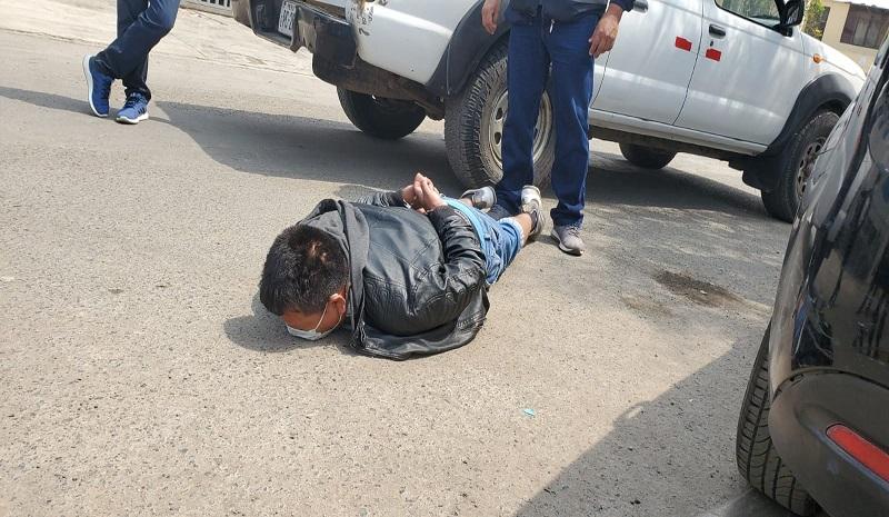 Capturan falsos taxistas que secuestraron y drogaron a pasajero