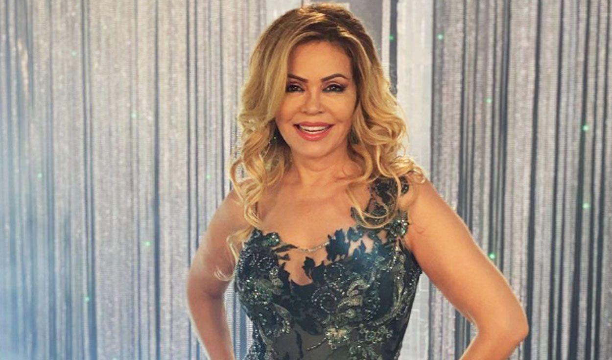 Gisela Valcárcel regresa con programa 'El artista del año'