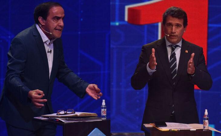 """Rafael Santos: Si Yonhy Lescano es elegido presidente sera como """"un salto al vacío"""""""