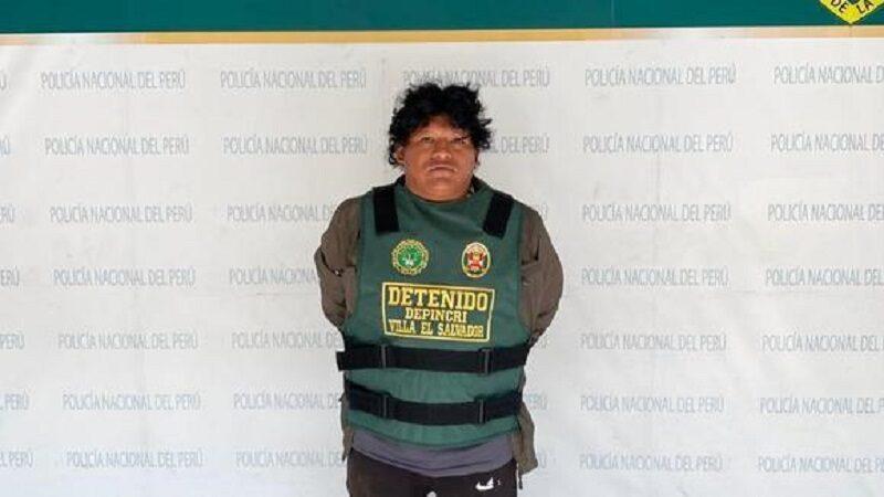 Villa El Salvador: PNP captura a hombre que asesinó a albañil en el día de la madre