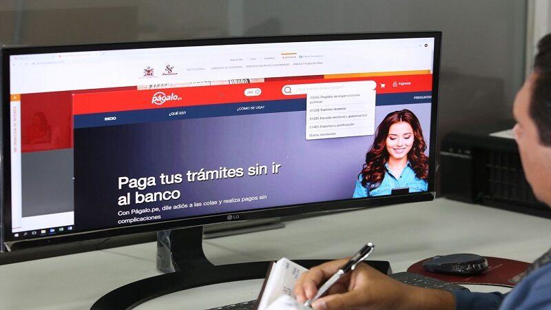 MULTA ELECTORAL: JNE anunció que pueden pagar multa electoral por la aplicación «Págalo.pe»
