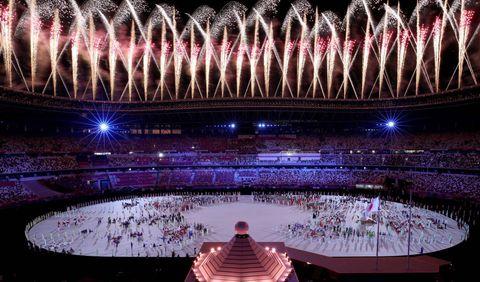 ¡Viva el deporte! Imponente inauguración de los Juegos Olímpicos 2020