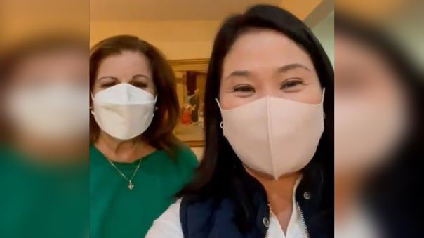 Keiko: «Lourdes Flores Nano no será candidata a la alcaldía de Lima»