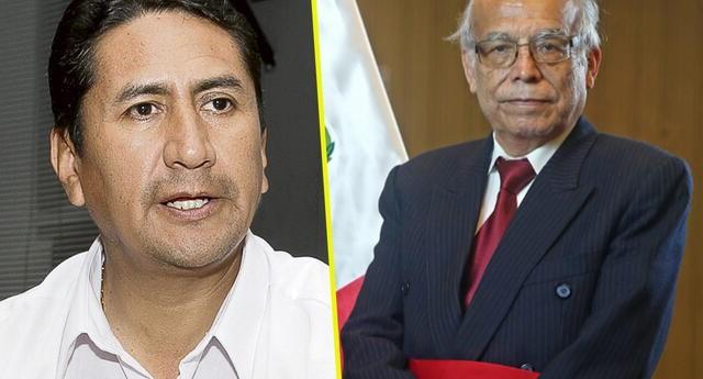 Cerrón y Perú Libre le hacen 'cargamontón' a ministro Aníbal Torres
