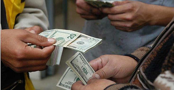 Precio del dólar en el Perú cerró en el nivel histórico de S/ 4,119