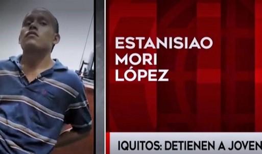 Iquitos: quemó vivo y asesinó su abuelo porque «roncaba fuerte»