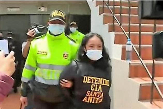 Capturan a mujer que asesinó a su hijo de tres años para huir con violador