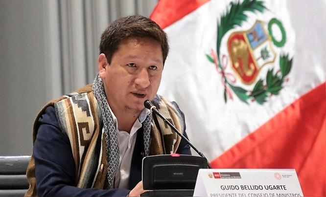 Premier Bellido asegura que no habrá ningún cambio en el gabinete