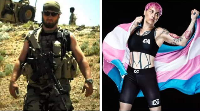 Deportista trans aplasta a mujer en desigual combate de artes marciales