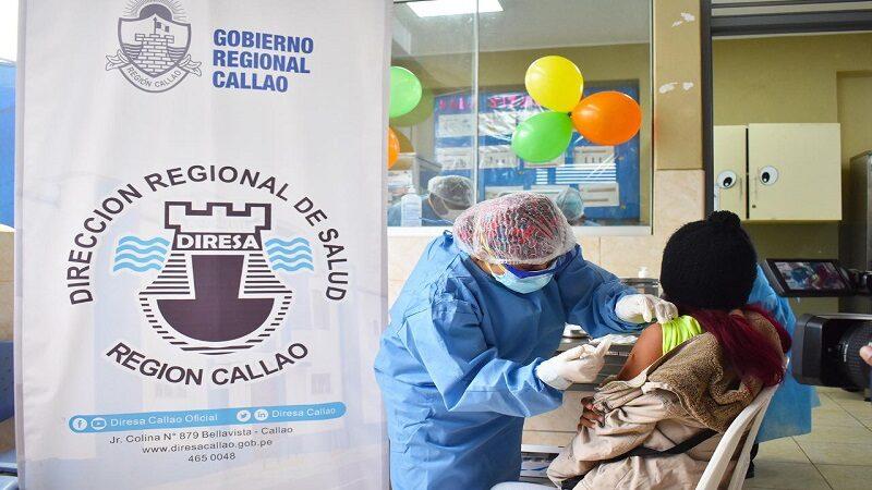 Gobierno Regional vacunará a niños de 12 años contra covid-19